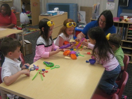 Pre-K Early Childhood Education - TLC in Mechanicsville, VA