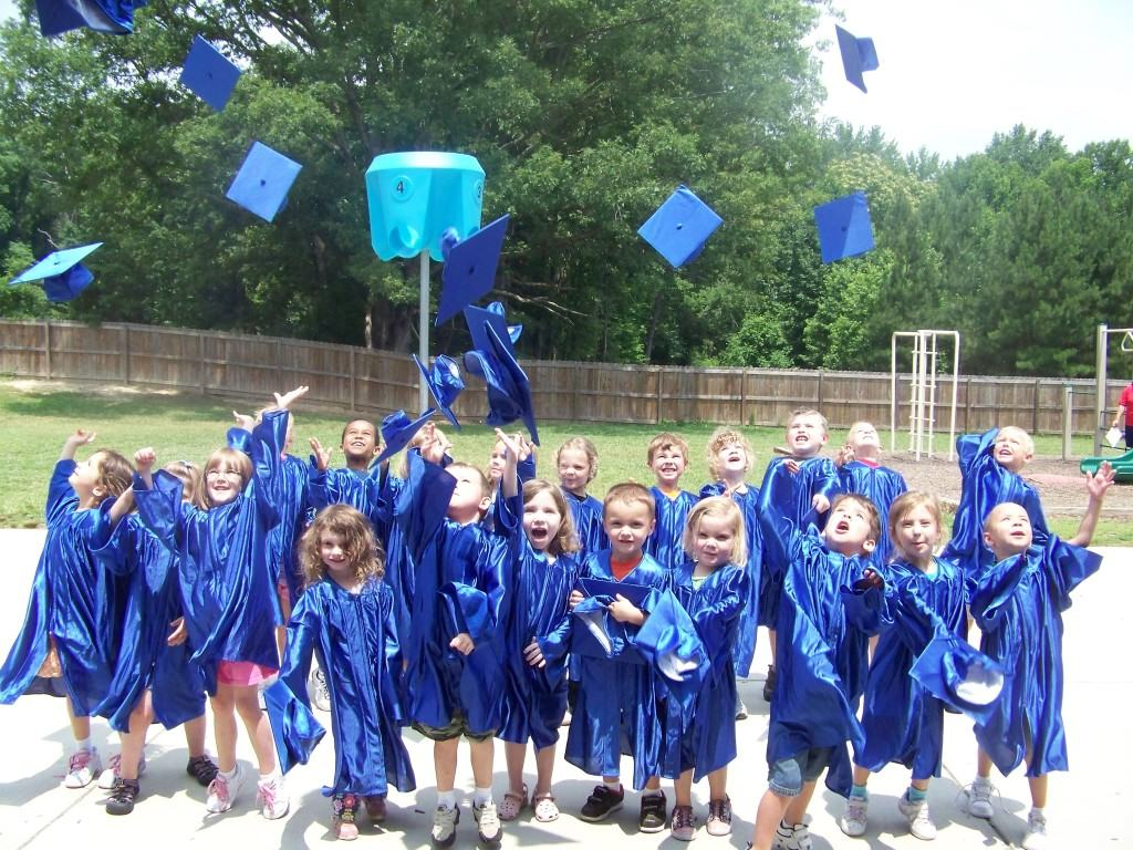Early Childhood Education Graduation - Mechanicsville, Virginia